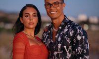 La modelo Georgina Rodríguez es pareja y madre de los hijos del astro portugués Cristiano Ronaldo. (Foto Prensa Libre: Instagram)