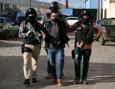 Agentes capturan in fraganti a hombre que fingió su secuestro. (Foto: PNC)