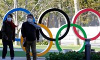 Los Juegos Olímpicos de Tokio se aplazaron por la pandemia del covid-19. (Foto Prensa Libre: Hemeroteca PL)