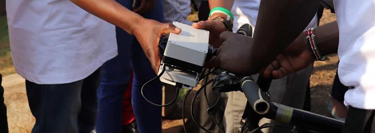 """Sensores """"prêt-à-porter"""", un invento para medir la contaminación"""