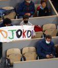 El Roland Garros dejó de percibir ingresos millonarios debido a la pandemia. (Foto Prensa Libre: EFE)