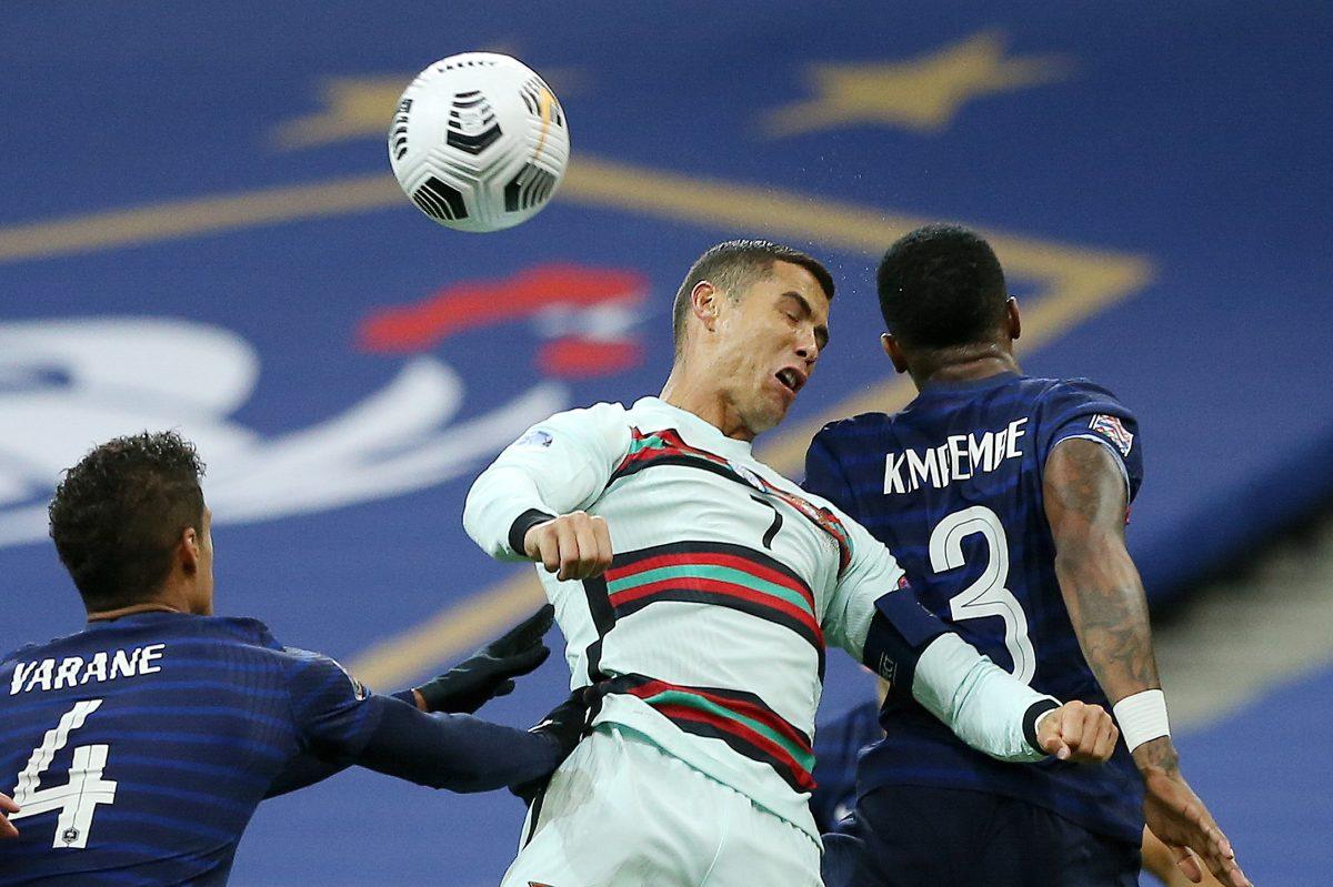 Inglaterra se venga de Bélgica, tablas entre Francia y Portugal