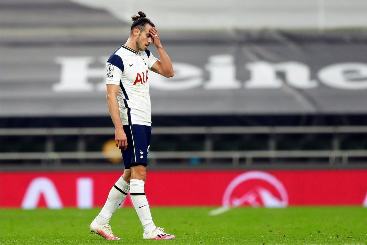 Lanzini amarga el debut de Gareth Bale en un partidazo entre Tottenham y West Ham United