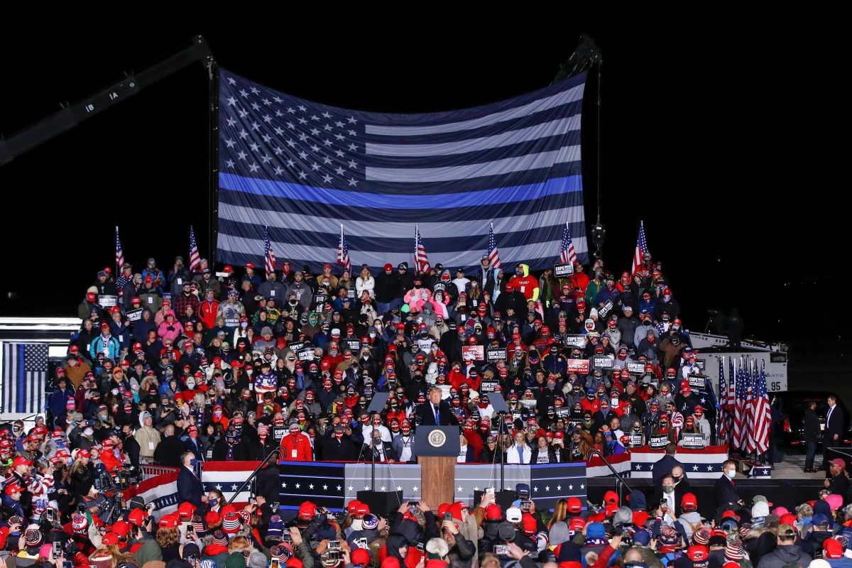 El voto anticipado en EEUU ya supera al de 2016