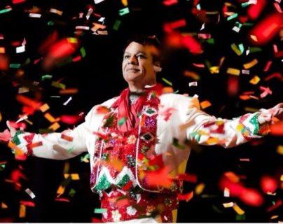 Juan Gabriel falleció en Los Ángeles en 2016. (Foto Prensa Libre: Hemeroteca PL)