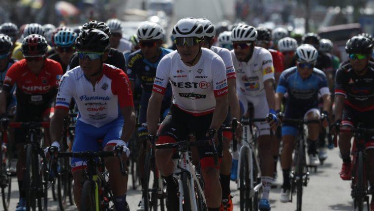 La primera etapa de la Vuelta a Guatemala finalizará en Guastatoya, El Progreso. (Foto Prensa Libre: Esbin García).