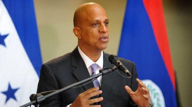 Dean Barrow, primer ministro de Belice. (Foto Prensa Libre: Hemeroteca PL)