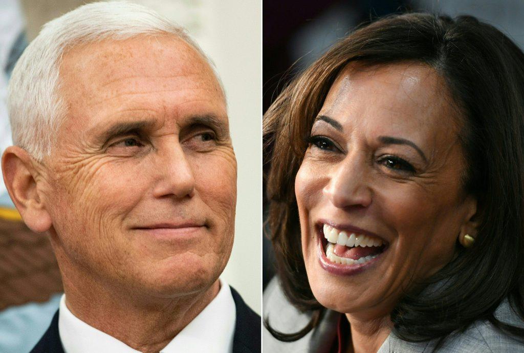 EN VIVO: Debate vicepresidencial de Estados Unidos entre Kamala Harris y Mike Pence