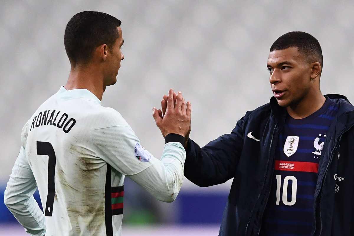 Mbappé al Real Madrid y Cristiano Ronaldo al Manchester City, así son los últimos días en el mercado de fichajes en Europa