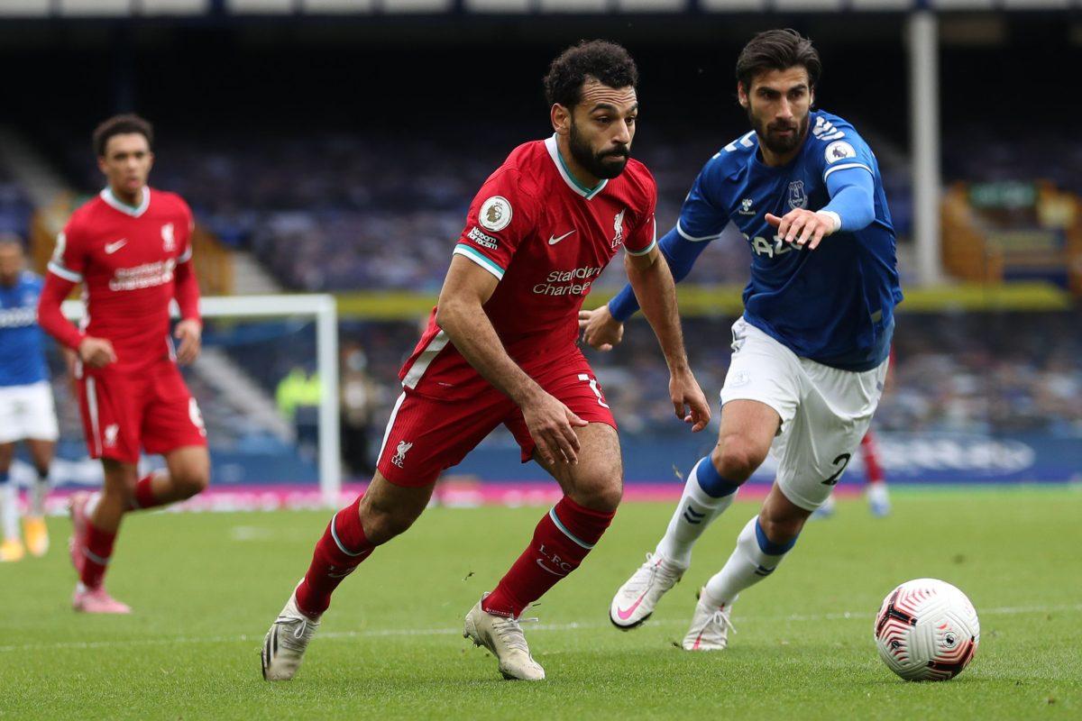 Liverpool empata en casa con el Everton y pierde a Van Dijk previo a iniciar la Champions