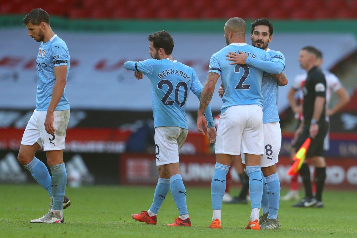 Manchester City y Chelsea ganan fuera y se acercan a la zona alta