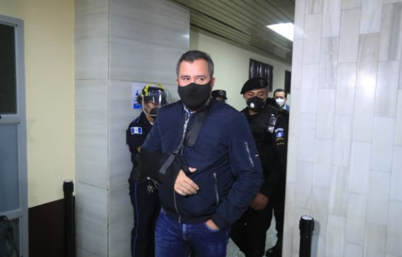 Revocan permiso para que Alejandro Sinibaldi salga de prisión en Año Nuevo