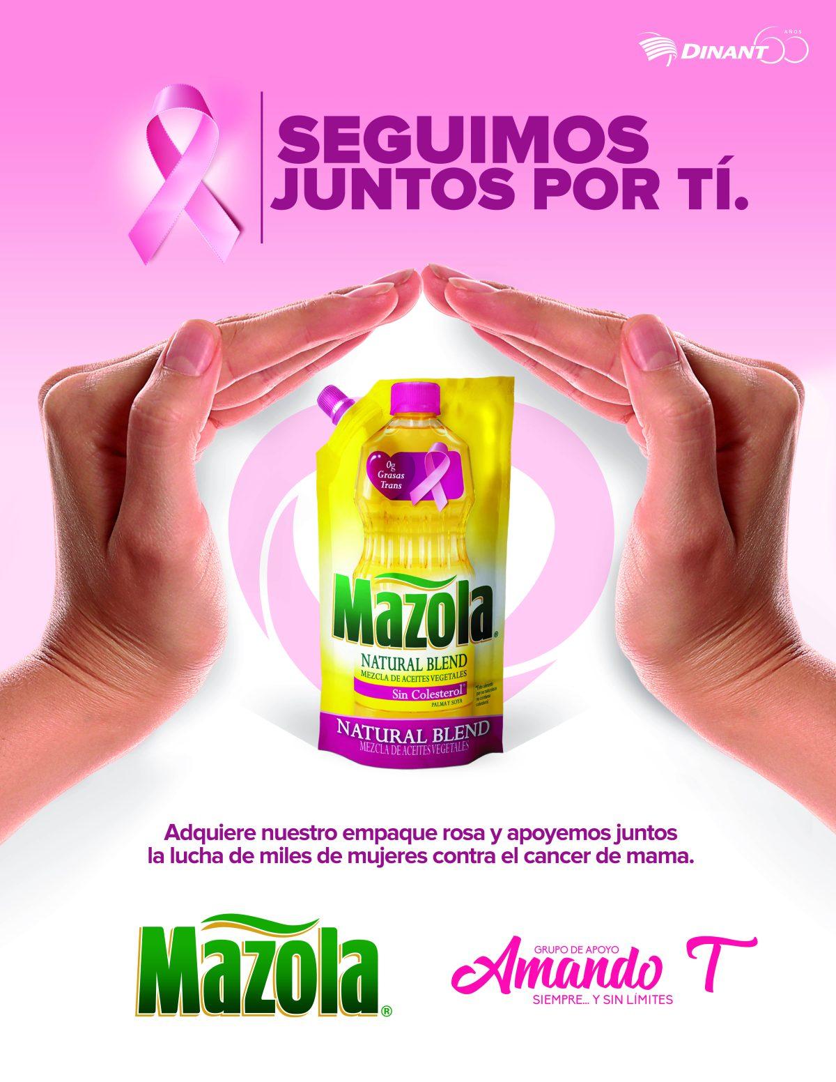Se unen para seguir luchando contra el cáncer de mama