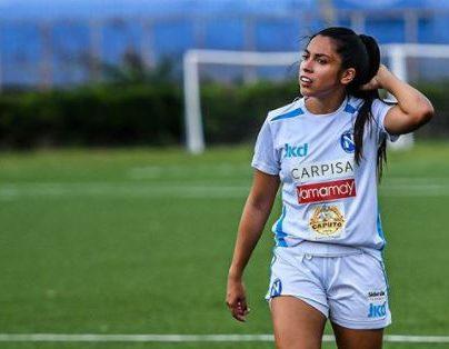Ana Lucía Martínez será sometida mañana a un test de coronavirus. (Foto Prensa Libre: Instagram @analu_m)