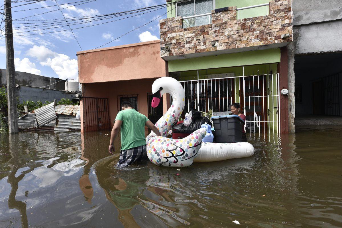Tormenta tropical Gamma provocará fuertes lluvias en Centroamérica, México y Cuba