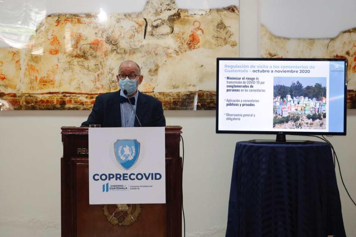 Coprecovid quedará oficialmente cerrada a partir del 1 de enero del 2021