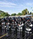 México asegura que no dejará pasar a migrantes. (Foto de archivo: AFP)