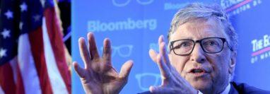 Bill Gates es uno de los personajes más influyentes a escala mundial. (Foto Prensa Libre: Hemeroteca PL)