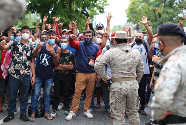 Casa del Migrante dará atención humanitaria a caravana y señala preocupación por el covid-19
