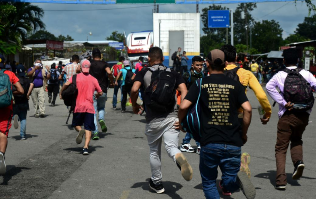 Gobierno de Guatemala hará verificación sobre informe que señala detención de migrantes hondureños