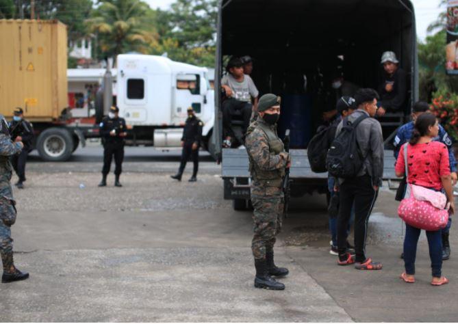 Caravana migrante: estas son las medidas que regirán en los departamentos en estado de Prevención