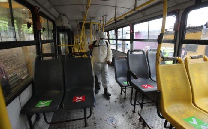 La reapertura de actividades en Guatemala ha comenzado en medio de la pandemia. (Foto Prensa Libre: Hemeroteca PL)