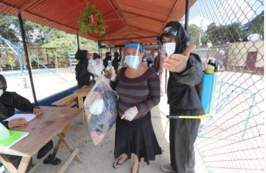Las actividades se han reanudado en Guatemala en medio de la pandemia. (Foto Prensa Libre: Érick Ávila)