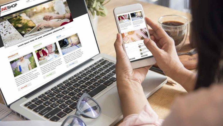 El presupuesto no debe enfocarse al 100% en la plataforma digital es necesario orientar el destino de los recursos hacia varios esfuerzos. (Foto Prensa Libre: Shutterstock)
