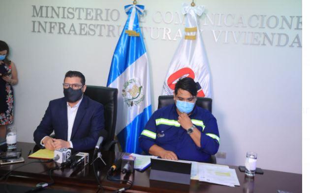 Ministerio de Comunicaciones justifica transferencia de Q135 millones, pero no explica denuncia sobre firma falsa