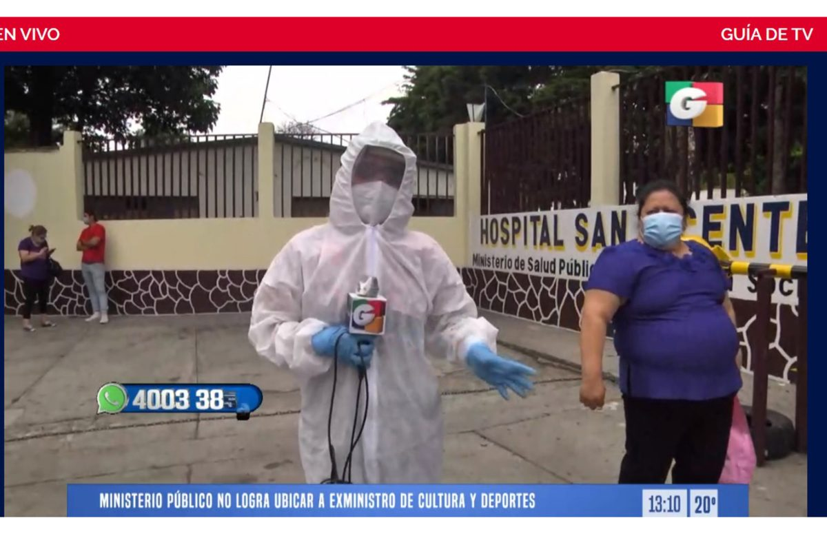 Prensa Libre y Guatevisión, al servicio de Guatemala