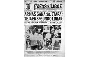 Historia de la Vuelta Ciclística a Guatemala