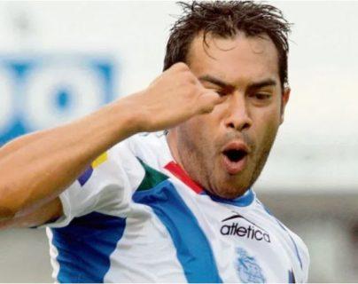 """Carlos """"el Pescado"""" Ruiz fue nominado para galardón de la MLS. (Foto Prensa Libre: Hemeroteca PL)"""