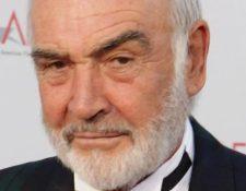 Sean Connery obtuvo varios premios por sus destacados papeles en el cine. (Foto: EFE)