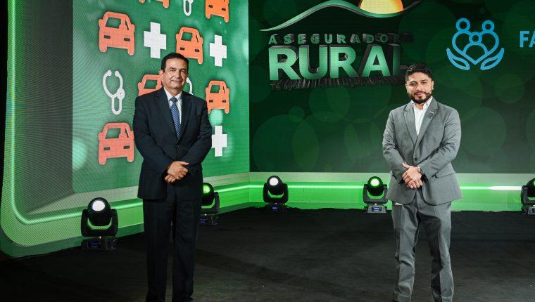 Esta alianza permitirá que todos los asegurados en su póliza de automóviles tendrán acceso gratuito a esta plataforma. Foto Prensa Libre: Cortesía