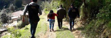 El pastor evangélico Luis Fernando Escalante Villacinda fue detenido por agentes de la PNC en Tejutla, San Marcos. (Foto Prensa Libre: PNC)