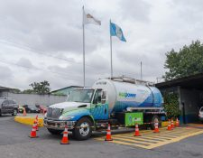 En la primera fase del plan piloto Movilidad Verde para el uso de etanol en las gasolinas se evidenció que los vehículos de la prueba no presentaron desperfectos mecánicos. (Foto Prensa Libre: Cortesía MEM)