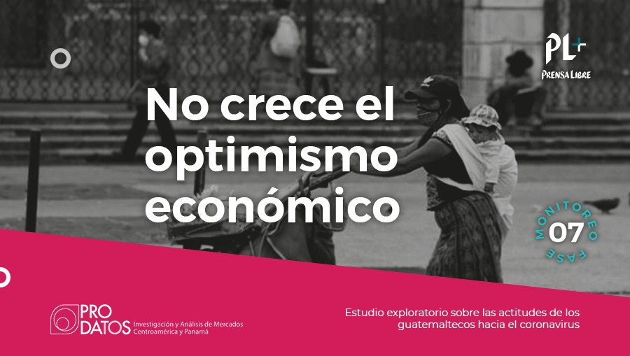 La recuperación económica avanza, pero percepción de incertidumbre opaca optimismo