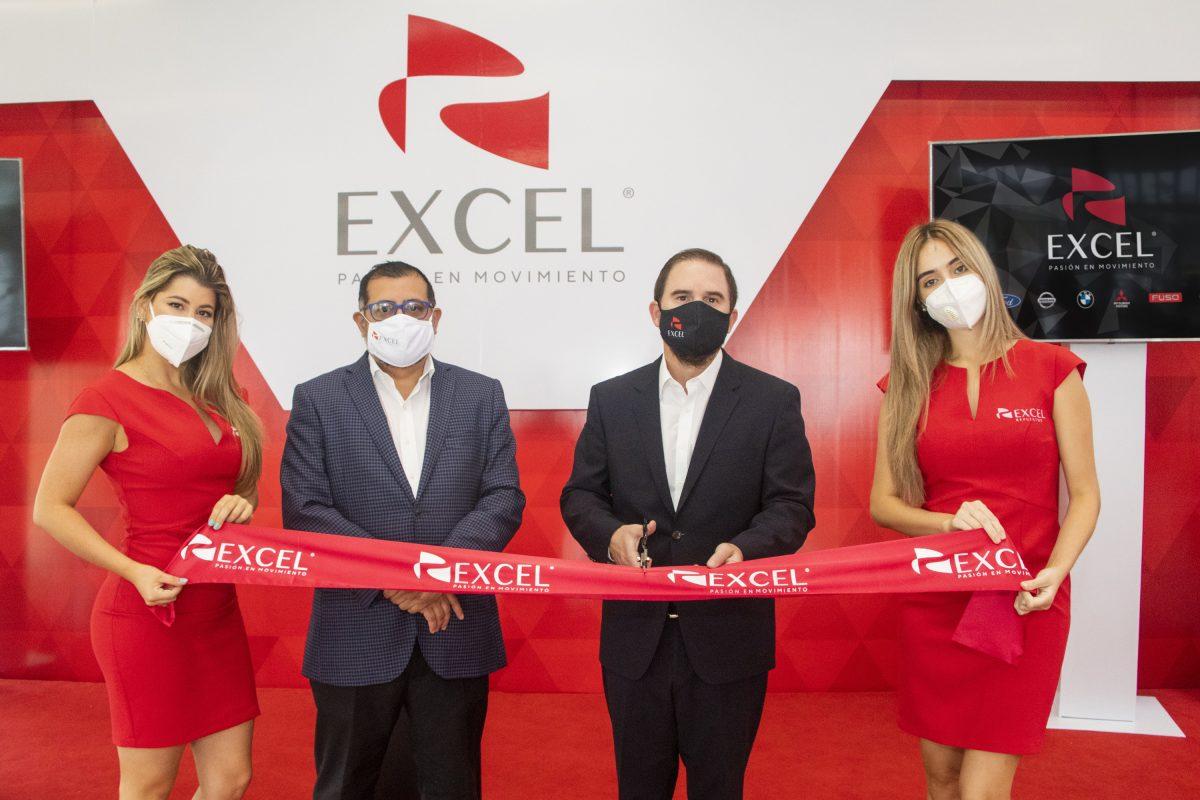 Excel abre una nueva agencia de distribución en Escuintla