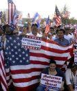 Los guatemalteco en EE. UU. esperan un cambio con las elecciones del próximo martes. (Foto Prensa Libre: Hemeroteca PL)