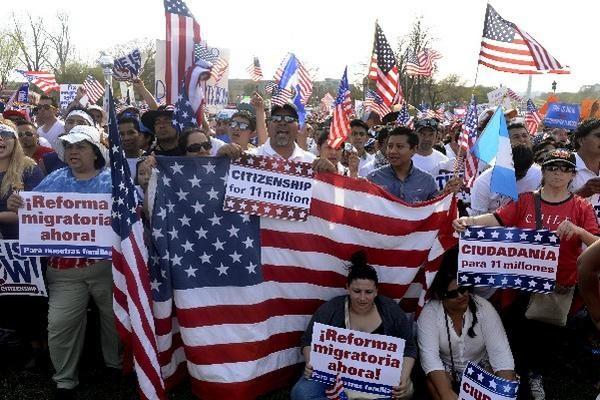 Migrantes en EE. UU. confían en que elecciones representen un cambio