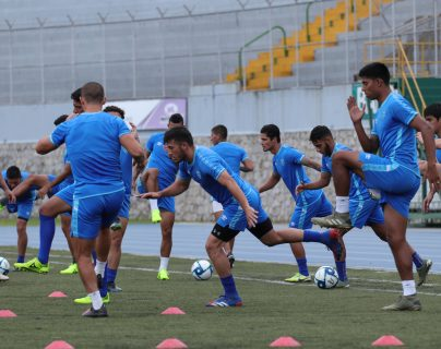 Selección Nacional viajará este lunes a Nicaragua y ya tiene su itinerario listo