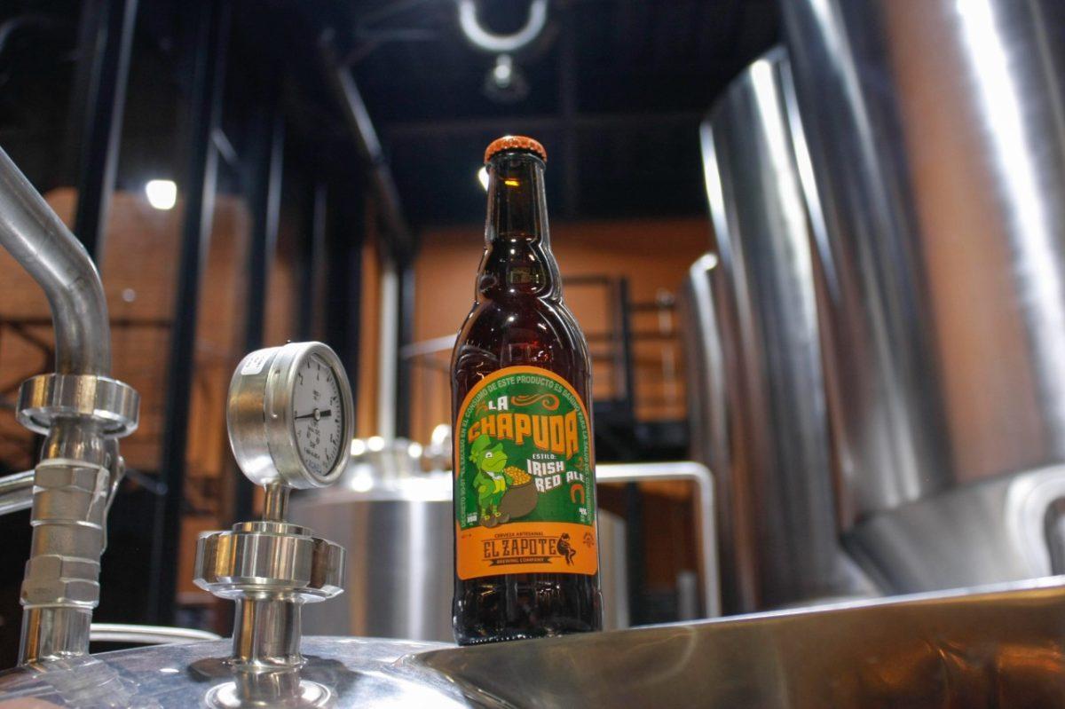 El Zapote lanzó su nueva cerveza artesanal La Chapuda