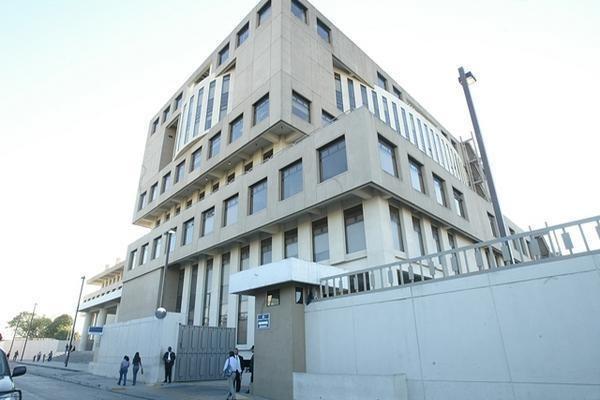 Sede del Ministerio Público en Gerona, zona 1. (Foto Prensa Libre: Hemeroteca PL)