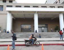 Fiscales de la FECI han sido denunciados por los señalados en casos de corrupción. Foto Prensa Libre: Hemeroteca.