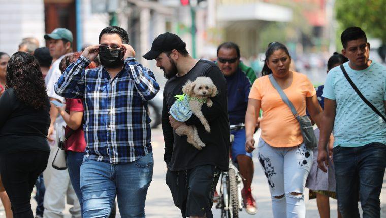 érick ávila Guatemala relajó las restricciones de contención del coronavirus, y se cree que puede ocurrir en cualquier momento una segunda ola de contagios a gran escala.