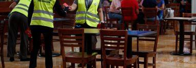 El efecto de la pandemia no fue el mismo para todos los restaurantes; dependiendo del tamaño y magnitud de las organizaciones, se generaron diferentes consecuencias. Foto con fines ilustrativos. (Foto Prensa Libre: Esbin García)
