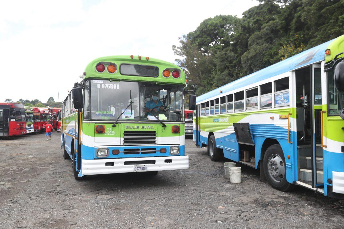Autobuses de Mixco aceptarán pagos con tarjetas de crédito y débito (y estas son las rutas)