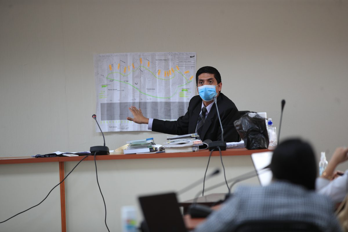 Libramiento de Chimaltenango: MP acciona contra la resolución del juez Mynor Moto