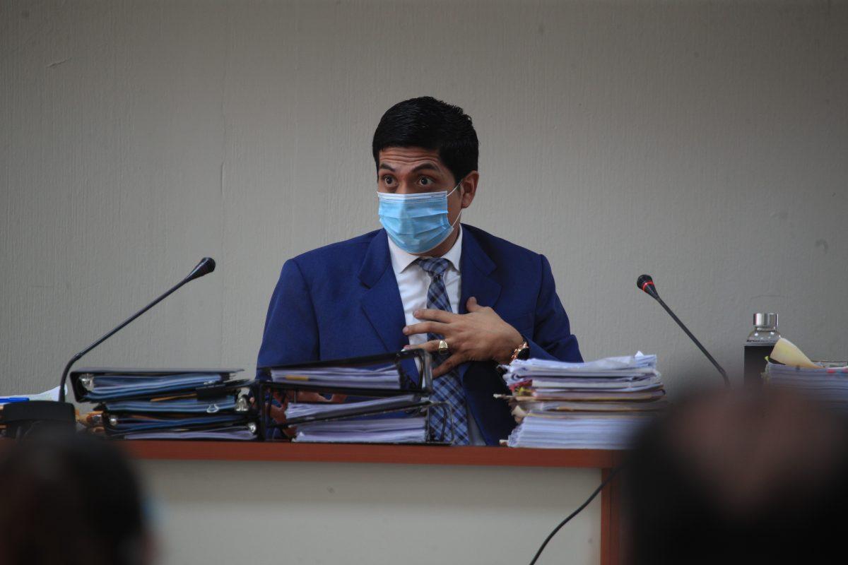Libramiento de Chimaltenango: Cámara Penal le quita caso a juez Mynor Moto