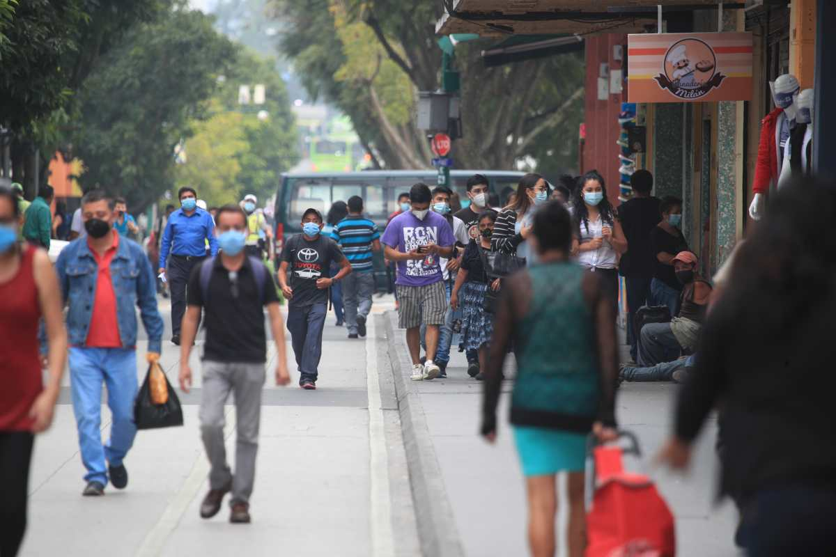 Presupuesto: Cada guatemalteco deberá Q13 mil 152 al nacer, por la deuda que autorizó el Congreso